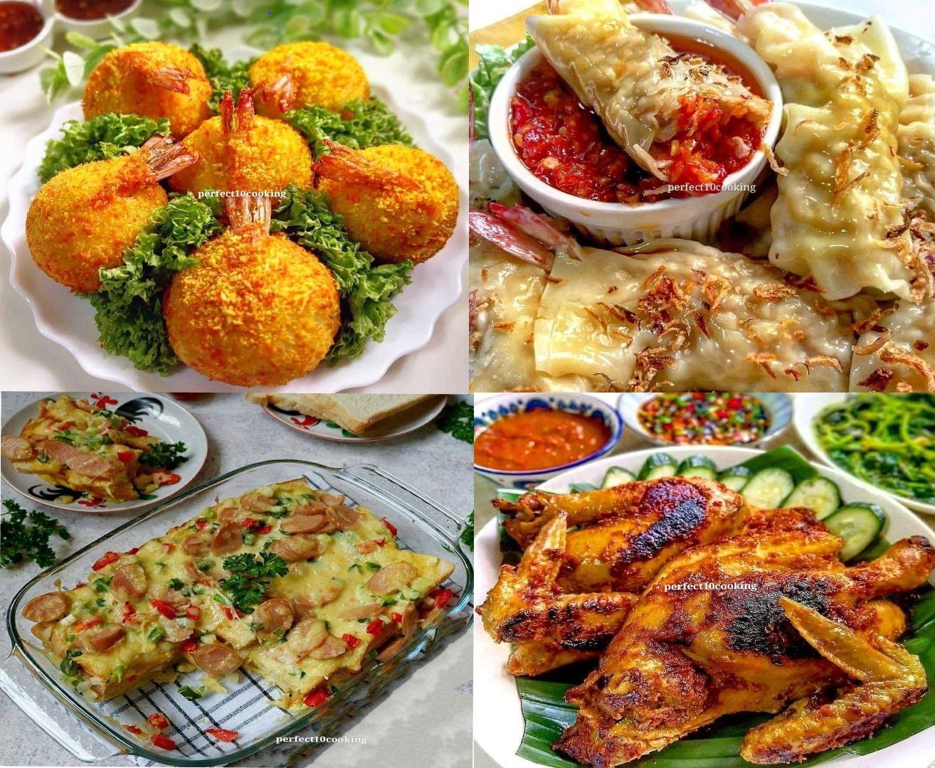 Resep Masakan Rumahan Dengan Bumbu Yang Gurih Dan Sedap ...