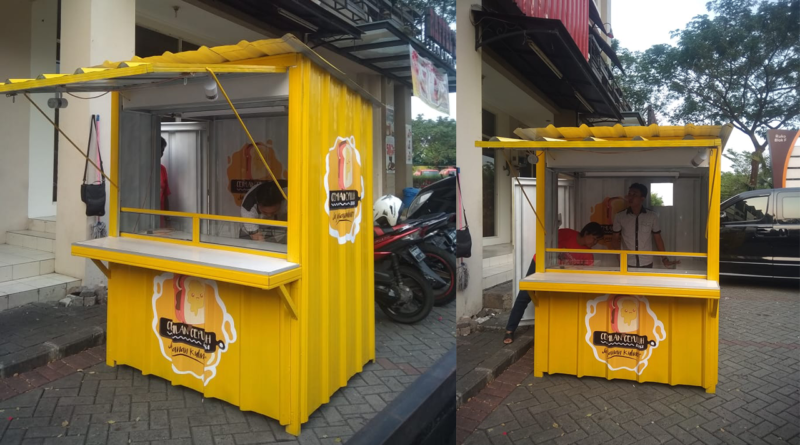 Jual Booth Container Murah (3)