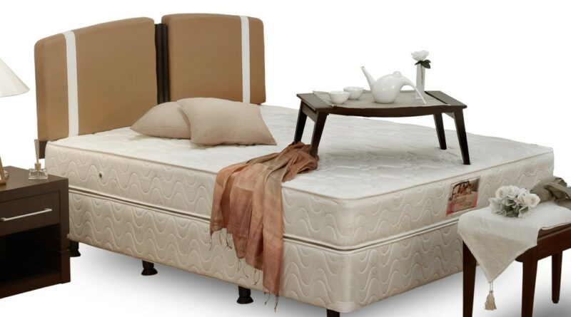 Spring Bed Central Deluxe Aston